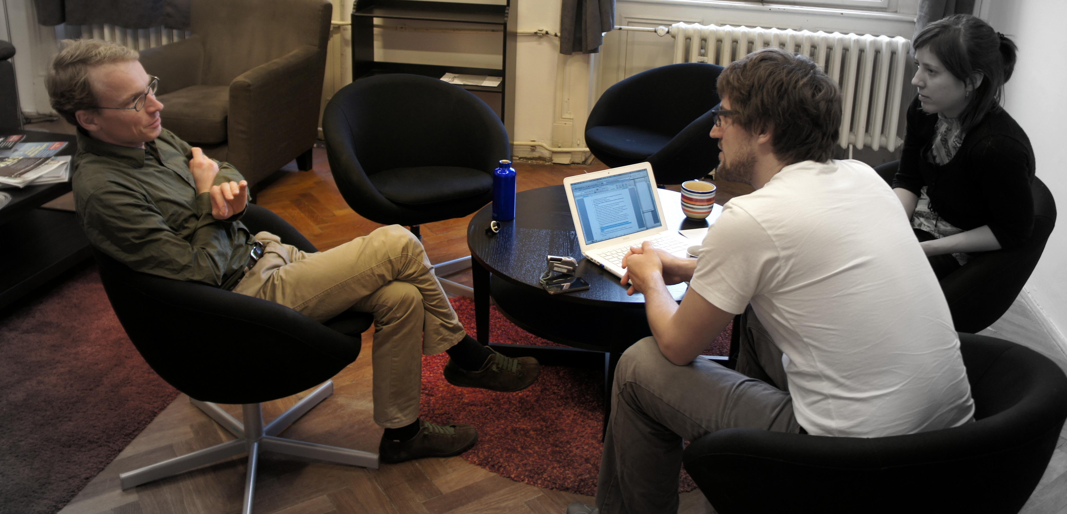 CERGE-EI Interviews Professor Dirk Engelmann | CERGE-EI Blog