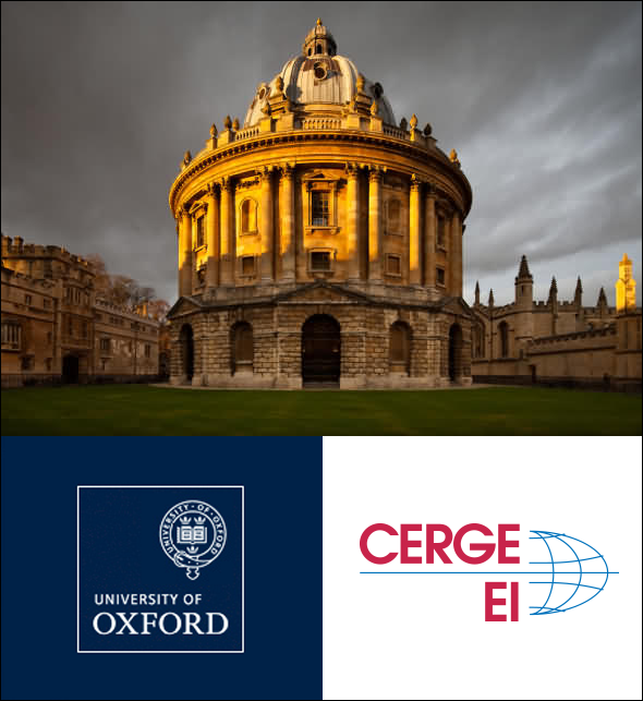 oxford and cerge