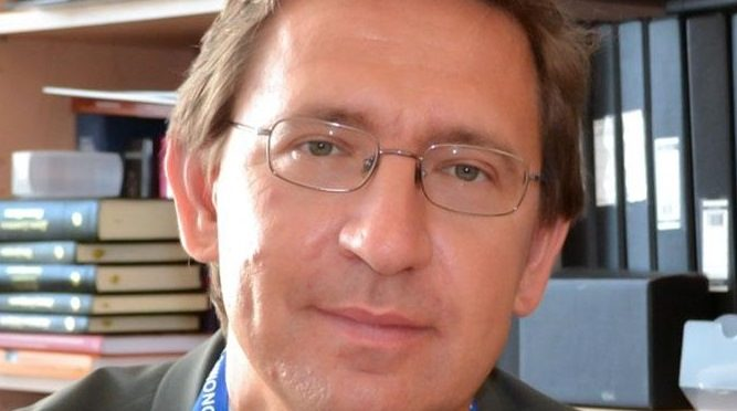 The Answers Were CERGE-EI and Prague: Interview with the New Faculty Member Stanislav Anatolyev