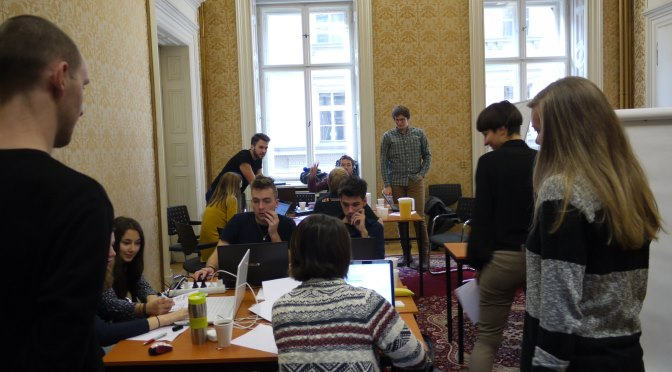 Data-Driven Changemakers Datathon – looking back at the event