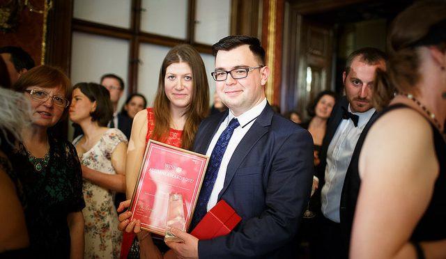 CERGE-EI Alumni Awards 2017 winner: an interview with Petar Buha