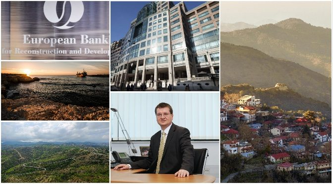 From the early days at CERGE-EI to 20 years at the EBRD
